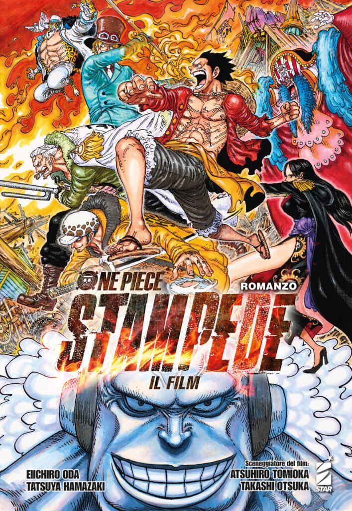 One Piece Novel Stampede