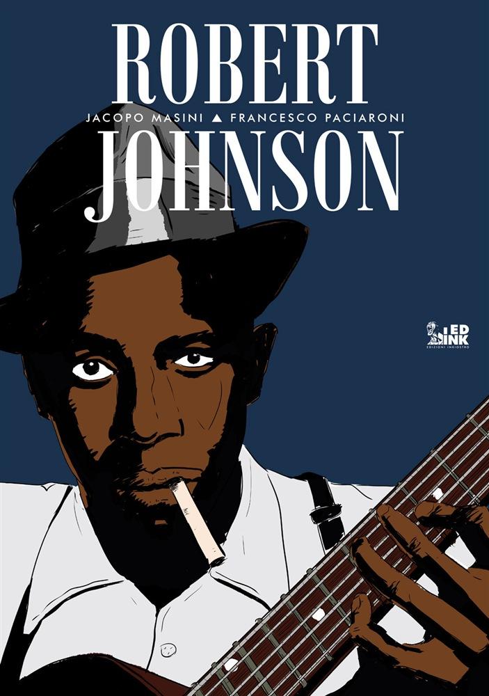 Robert Johnson fumetto