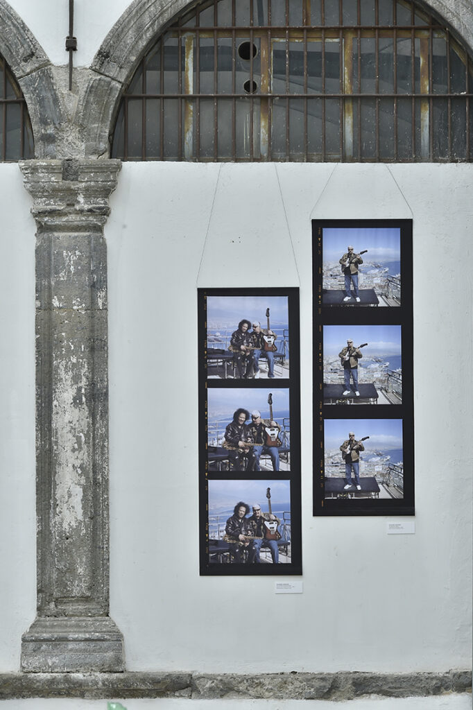 Pino Daniele Alive, La Mostra