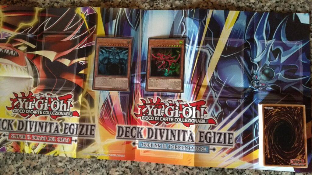 Divinità Egizie Yu-Gi-Oh!