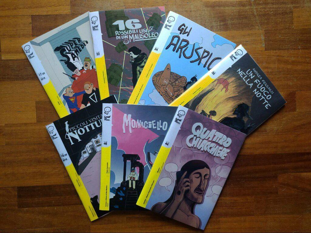 MiC Uffizi Lucca Comics & Games Fumetti nei Musei